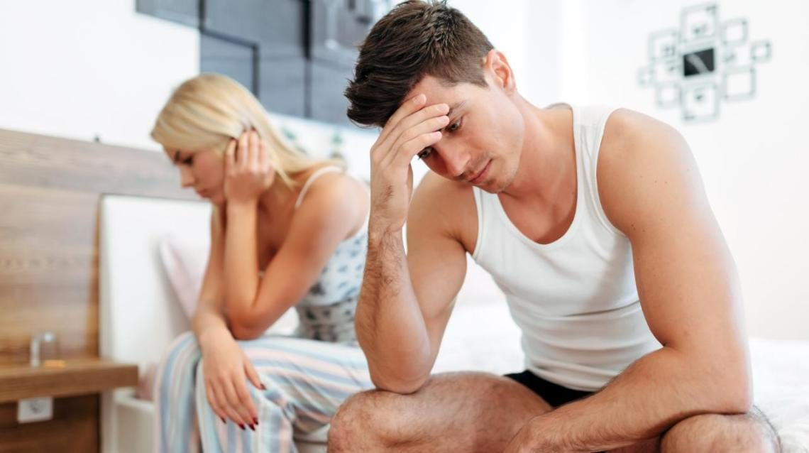 Natural steps to overcome erectile dysfunction