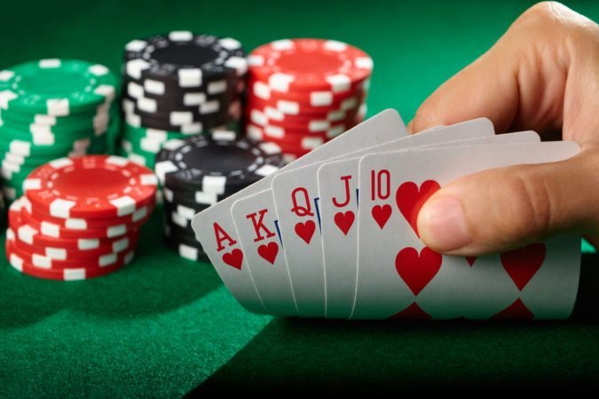 When Online Casino Competitors is nice